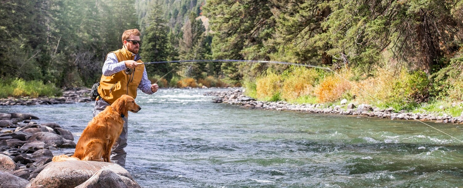 Flyfishing in Montana