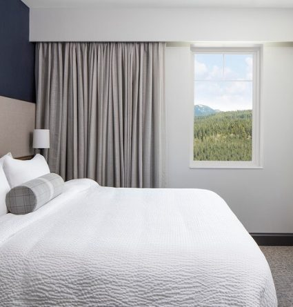 One Bedroom Suite The Wilson Hotel