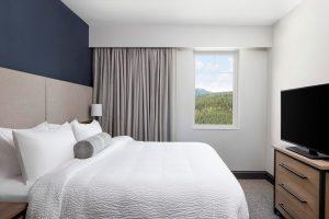 One Bedroom Suite Bed The Wilson Hotel