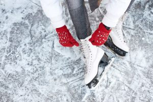 big sky ice skating