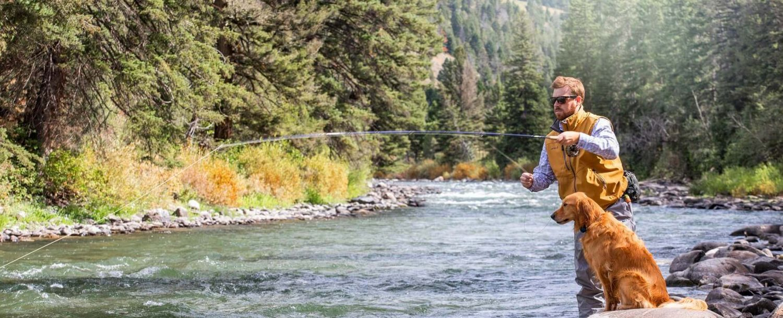 Flyfishing in Montana