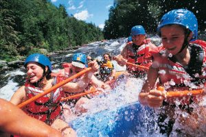 family whitewater rafting (1)