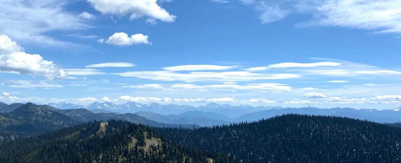 big sky mt scenery
